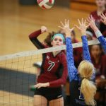 Volleyball Continues Region Win