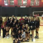 Volleyball Region Champs