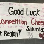 Competition Cheer at Regions