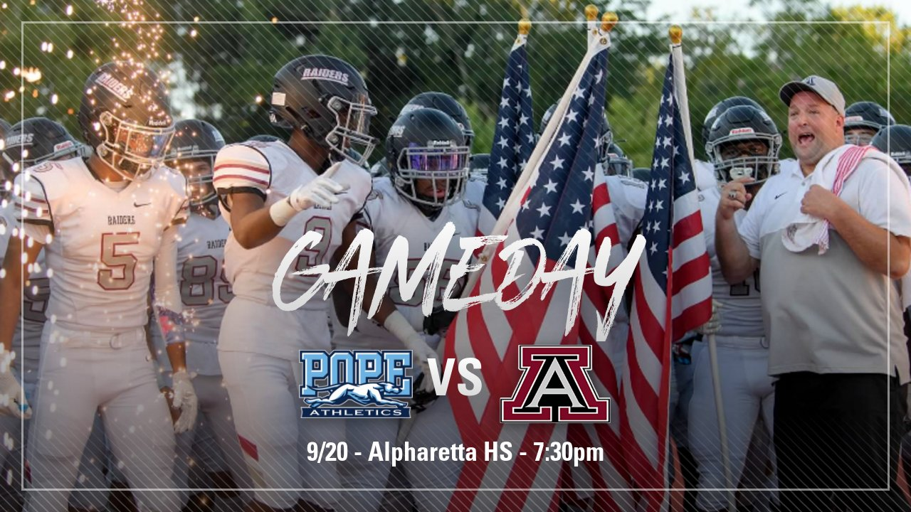 Raider Football vs Pope – Coverage-Tickets