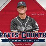 Congrats Coach Lassiat