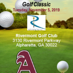 16th annual Birdies for Baseball Golf Tournament on Tuesday, November 5th at Rivermont Golf Club