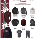 AHS Women's Soccer Spiritwear on sale NOW