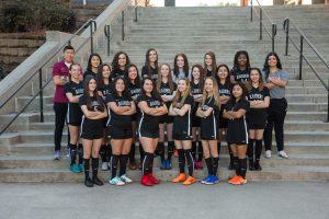JV 2020 Women's Soccer Team