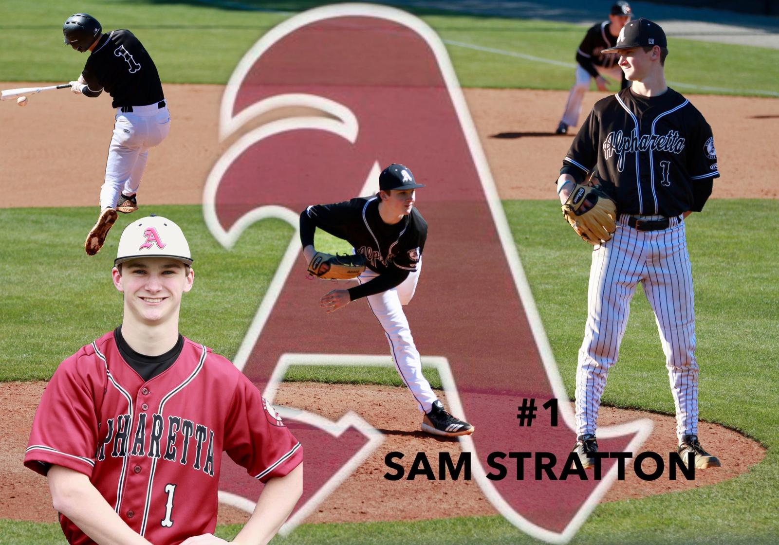 Senior Spotlight – Sam Stratton