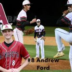 Senior Spotlight – Andrew Ford