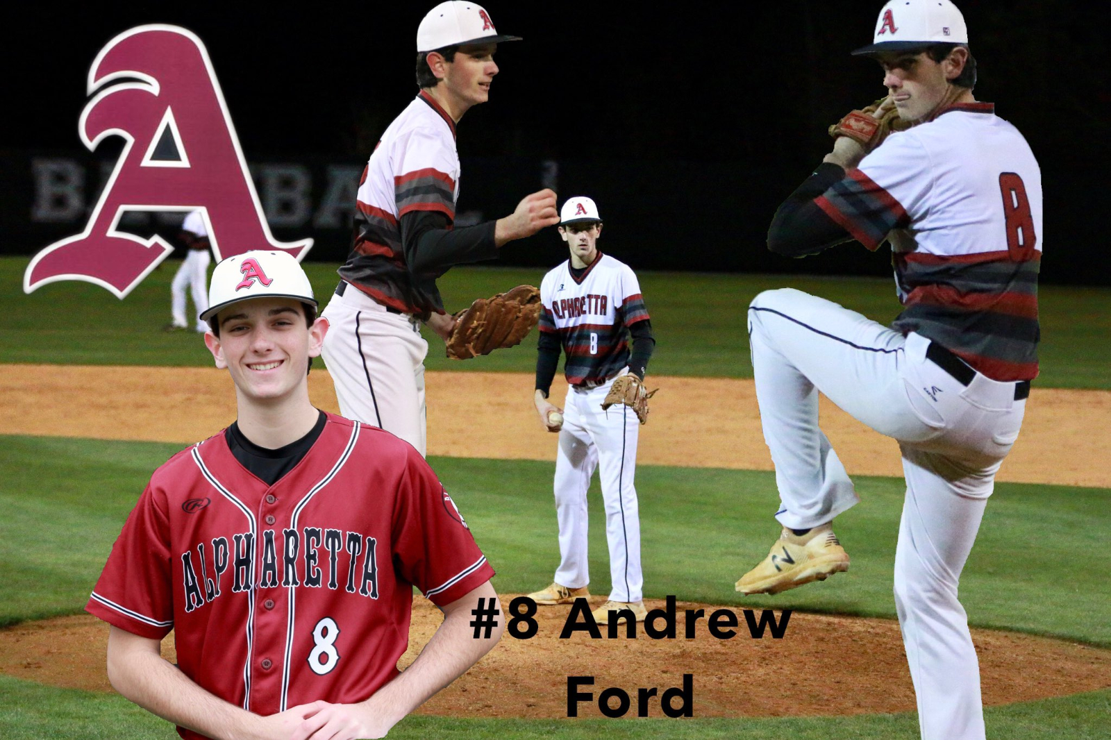 Senior Spotlight – Andrew Ford