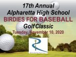 2020 Baseball Golf Tournament