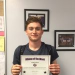 Austin Muich Athlete of the Week