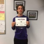 Andrew Jablonowski PHS Athlete of the Week