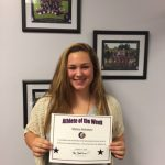 Mallory Nickelson PHS Athlete of the Week