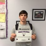 Matt Strong PHS Athlete of the Week