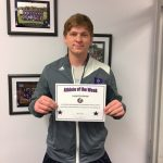 Lucas Vandaveer Athlete of the Week