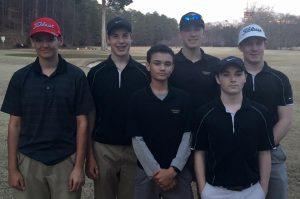 Men's Golf 2016