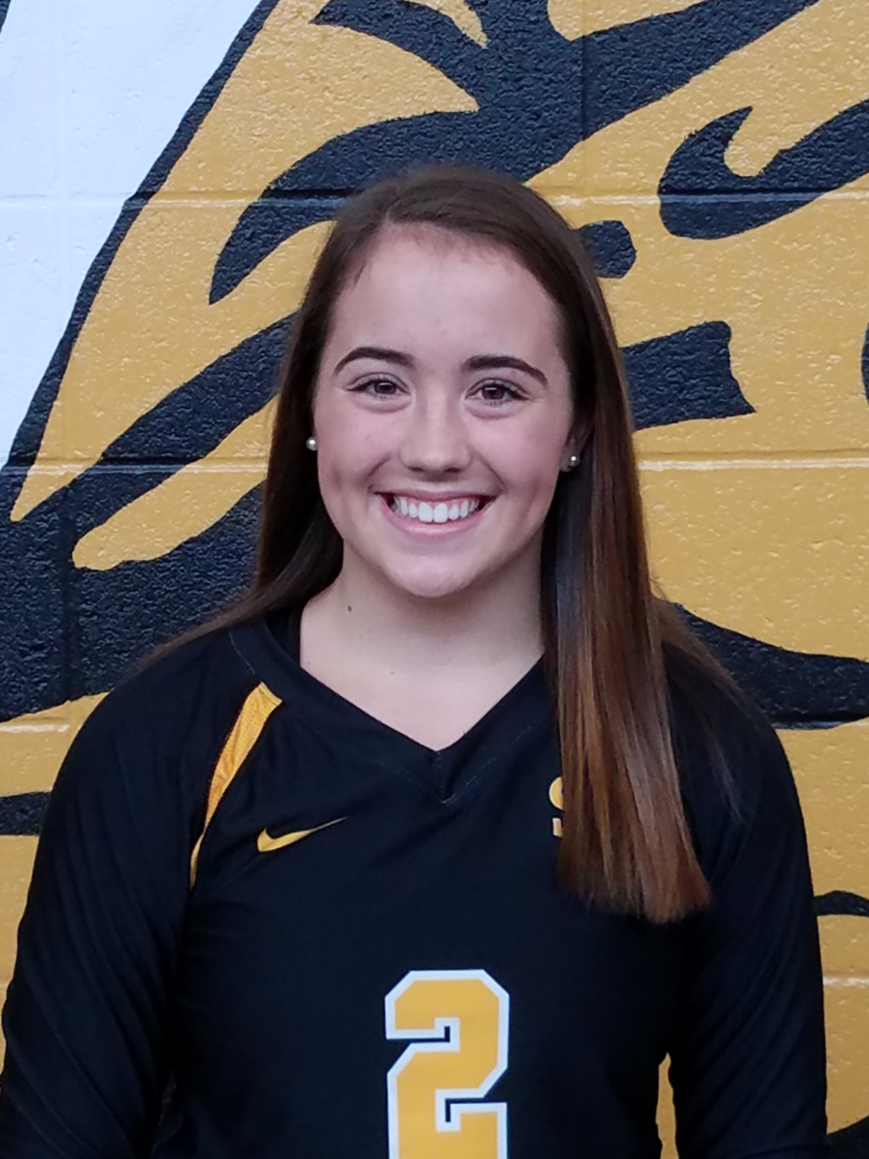Congratulations to Victoria Ergle SHS Volleyball Athlete of the Month!