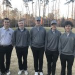 Boys Varsity Golf beats Kennesaw Mountain