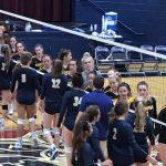 Girls Volleyball beats West Forsyth 2 – 0