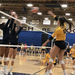 Girls Volleyball moves to 22-1 with win at South Cobb