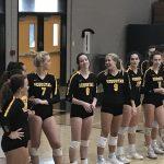 Varsity Volleyball beats Centennial. Now 26-1