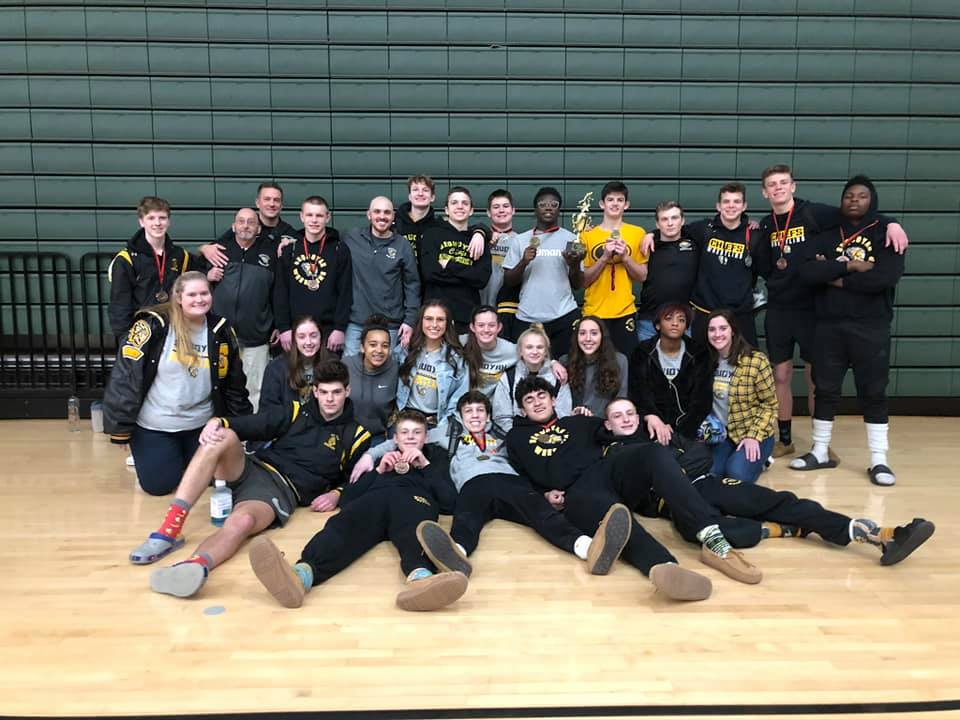 Sequoyah Wrestling takes on State
