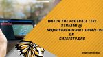 Chiefs Football LIVE STREAM!