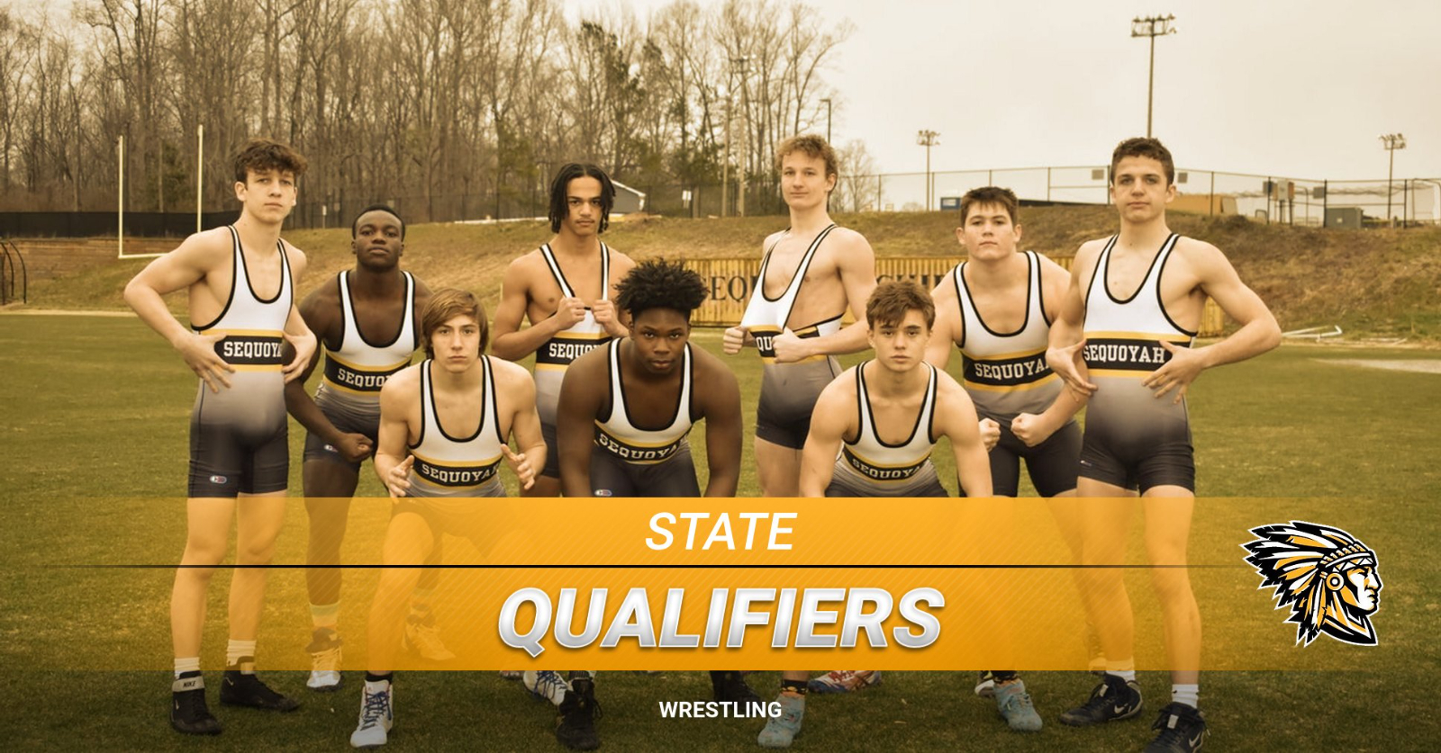 Wrestling State Qualifiers