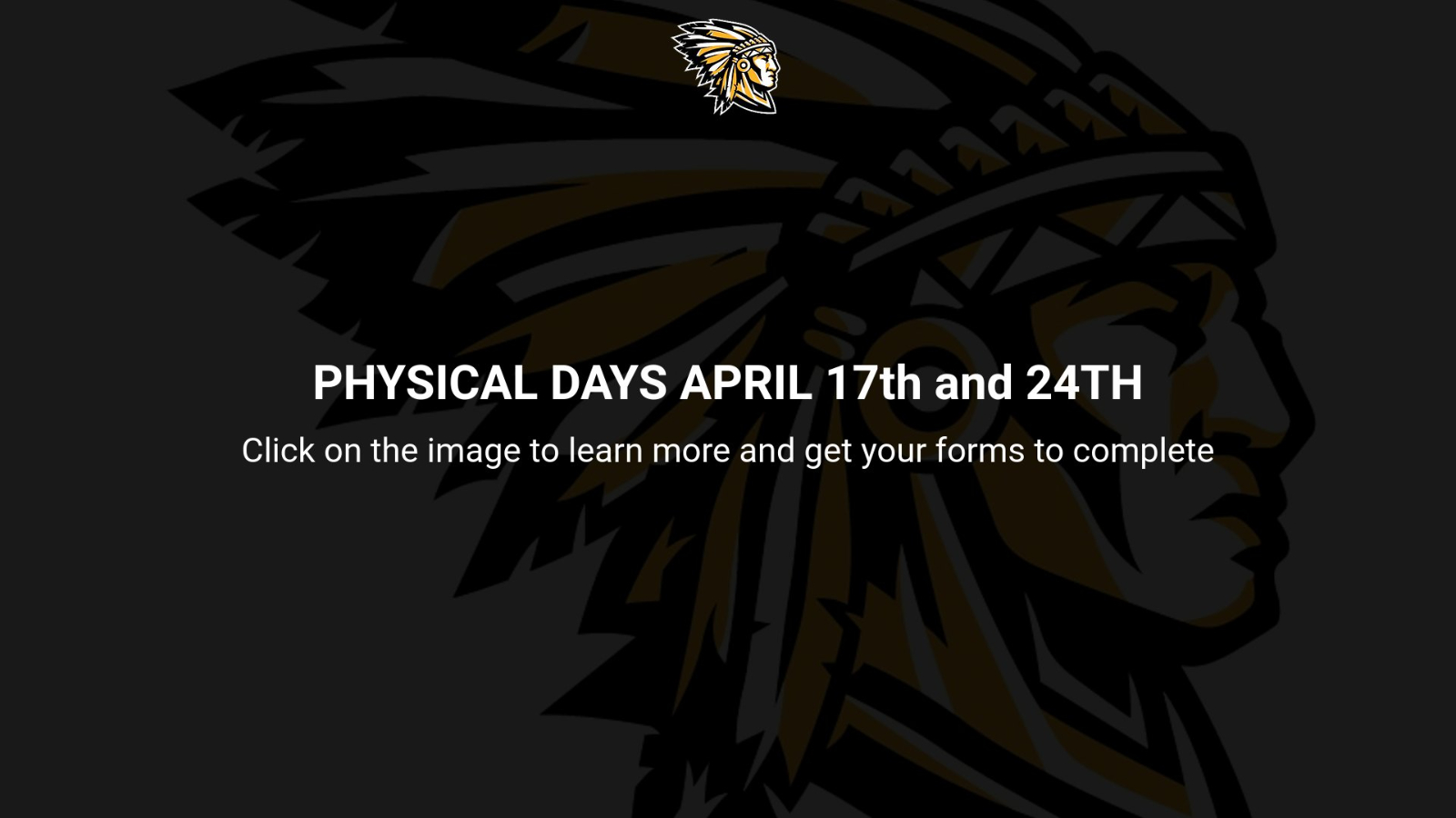 Physical Day!