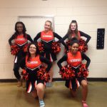 Fall Cheerleading Auditions