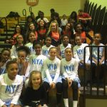 South Cheerleaders and Minneapolis Youth Association