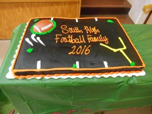Football Banquet Photos 2016