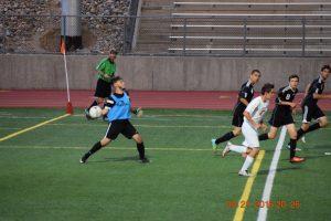 Boys JV Soccer Sept 21 vs Pueblo Centennial