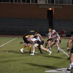 William J Palmer High School Boys Varsity Rugby beat Ft. Collins 66-0