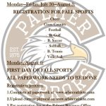 Palmer Events – Week of July 30, 2018