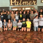 Palmer Cross Country Awarded by CHSAA and Les Schwab