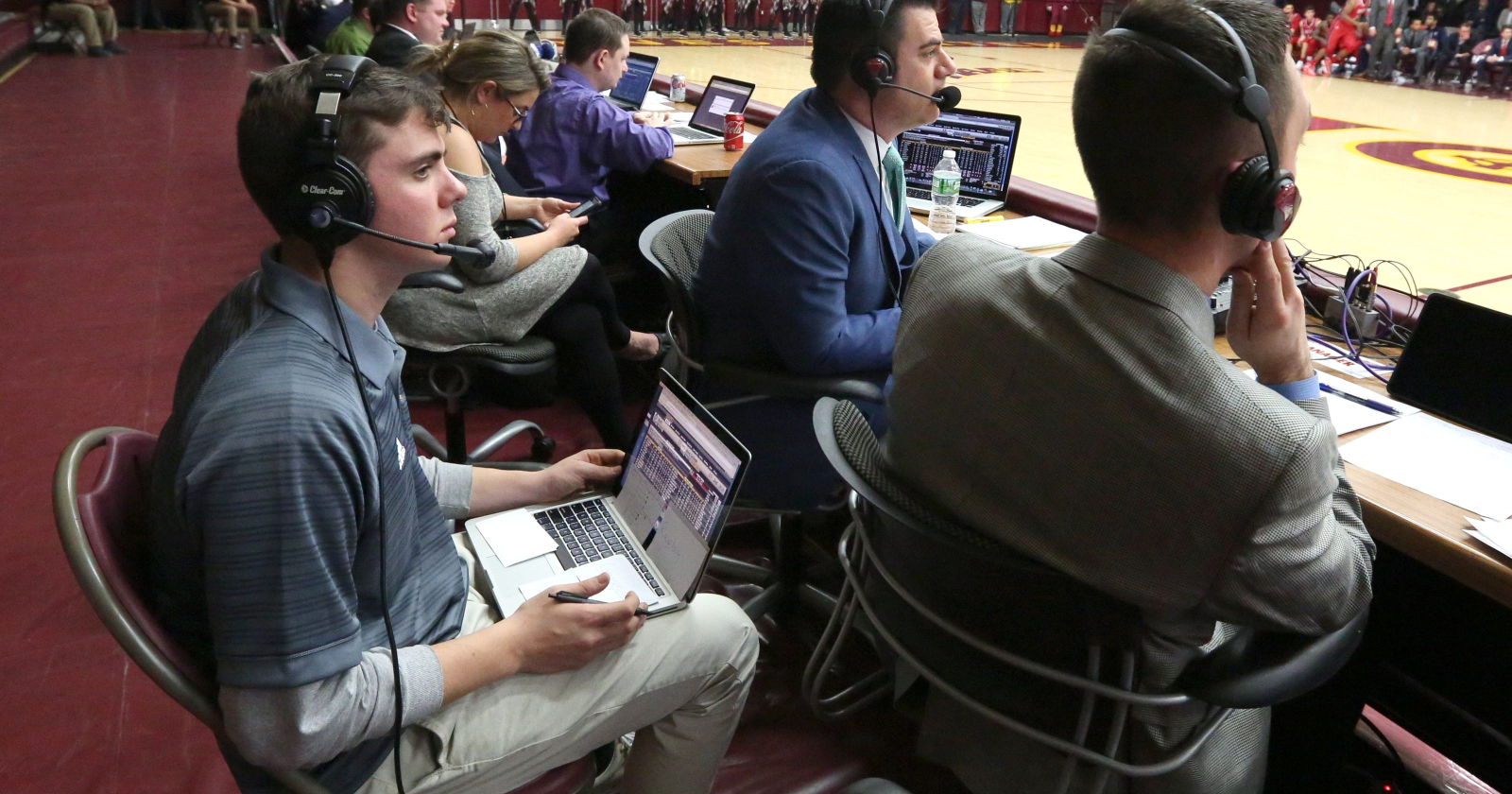 Student Play-by-Play Announcers needed!
