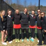 Day 2 KMHS Tennis Tournament – DHS Girls win one, lose one