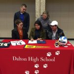 Alondra Quintero signs with Andrew College