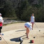 DHS Girls Golf shoot 2-under in Scramble At Brookwood Invitational