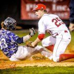 Dalton High School Varsity Baseball beat Creekview High School 3-2