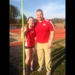 Dalton Boys and Girls Track Wins Southeast Meet/Ross Sets Record