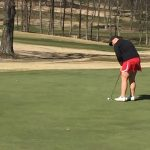 Dalton Girls Golf defeats North Murray 124-137