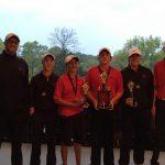 Dalton High School Boys Varsity Golf finishes 1st place