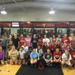 Dalton Girls Enjoying the New Weights!!