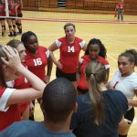 Dalton Volleyball Splits Season Openers