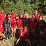 Cross Country With a Strong Finish!!!