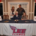 Davis Kirk Signs to Play Golf with Lee University