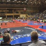Wrestlers Alive in Quest For State Title