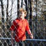 2017 Boys Varsity Tennis