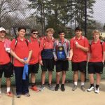 Boys Tennis Placed 2nd in LaGrange Invitational Tournament