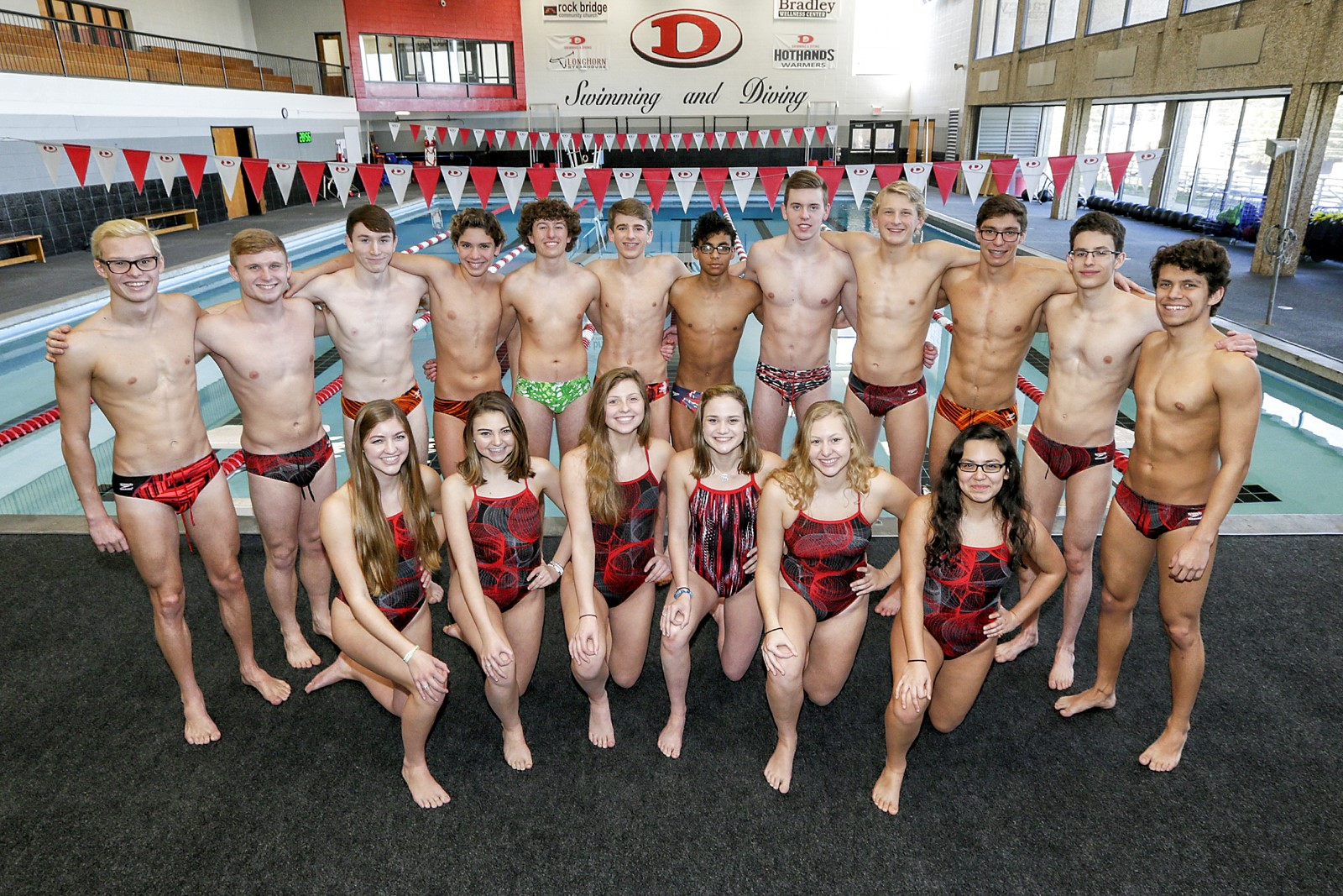 Good Luck to our DHS Swim Team at STATE